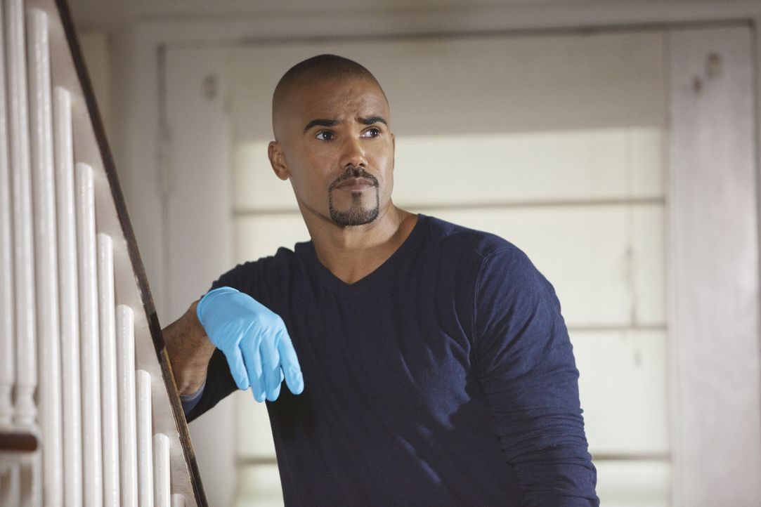 Auf der Suche nach einem Serienkiller: Morgan (Shemar Moore) ... - Bildquelle: Adam Rose 2010 American Broadcasting Companies, Inc. All rights reserved. / Adam Rose