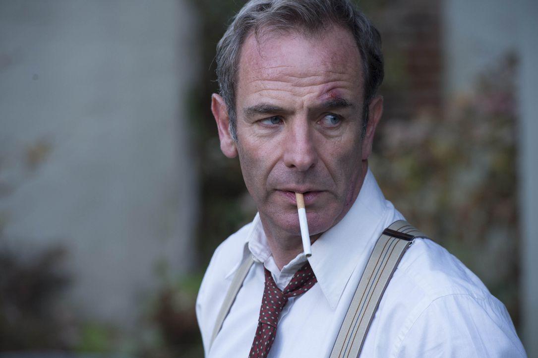 Geordie Keating (Robson Green) - Bildquelle: Des Willie LOVELY DAY PRODUCTION / ITV / Des Willie