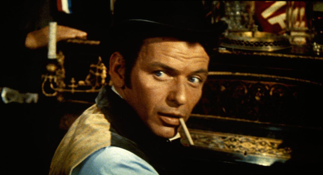 Pianist (Frank Sinatra) - Bildquelle: 1984 Warner Bros. Entertainment Inc. All rights reserved.