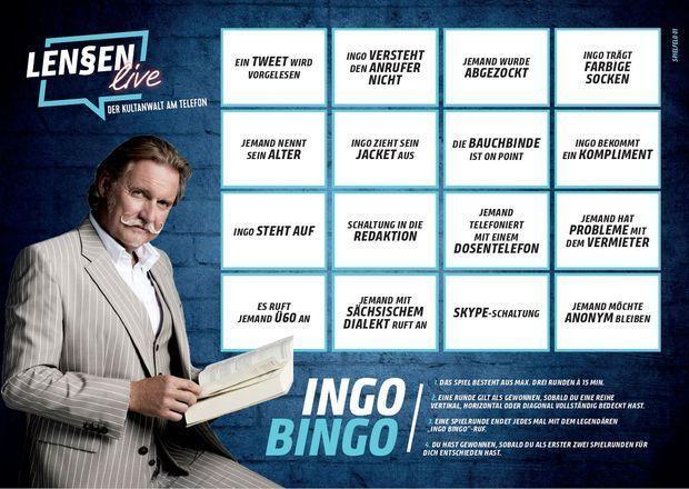Ingo Bingo