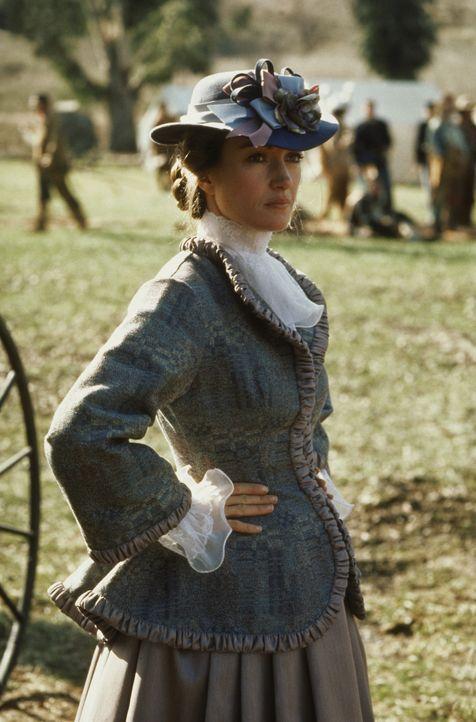 Mitte des 19. Jahrhunderts verlässt Dr. Michaela Quinn (Jane Seymour) nach dem Tod ihres Vaters ihre Heimatstadt Boston und zieht nach Colorado Spri... - Bildquelle: CBS Studios Inc. All Rights Reserved.