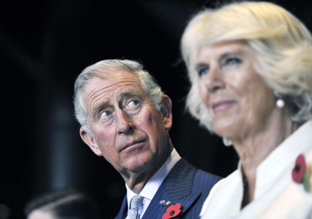 Prinz-Charles-Camilla-14-11-05-dpa - Bildquelle: dpa