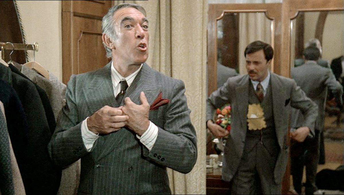 Philip Bang (Anthony Quinn) - Bildquelle: 1976 Capital Films. All Rights Reserved.