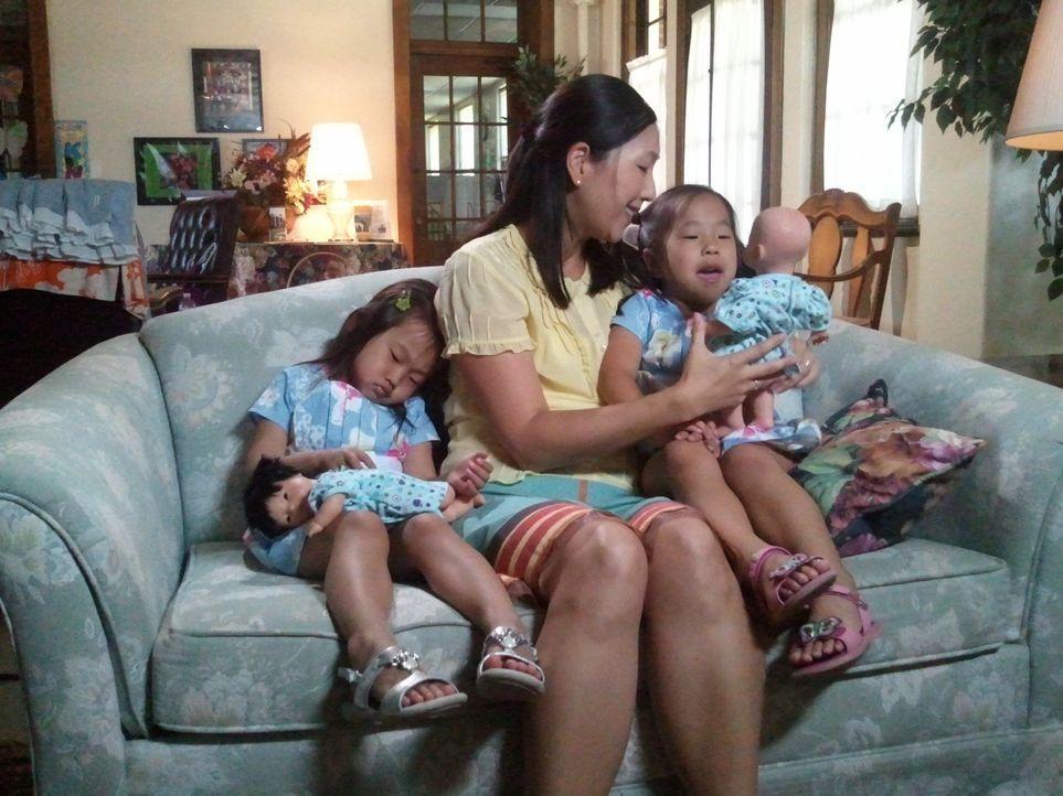 Ein Leben lang nur an zweiter Stelle stehen - für Jeena Han ist das der Allt... - Bildquelle: Discovery Communications, LLC.