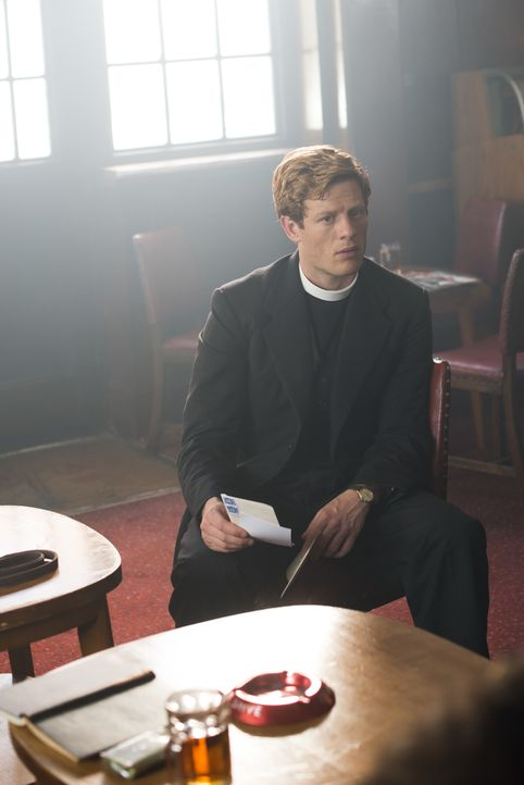 Sidney Chambers (James Norton) - Bildquelle: LOVELY DAY PRODUCTION / ITV