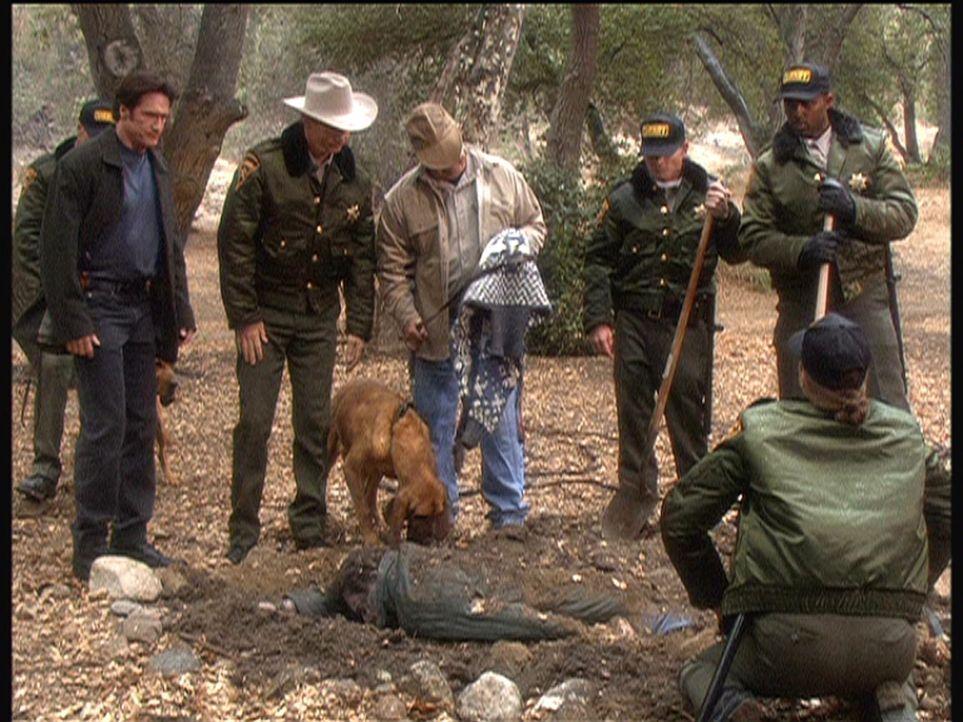 Schnell kommt die Polizei auf eine heiße Spur, bei der ein Hund eine wichtige Rolle spielt ... - Bildquelle: Viacom