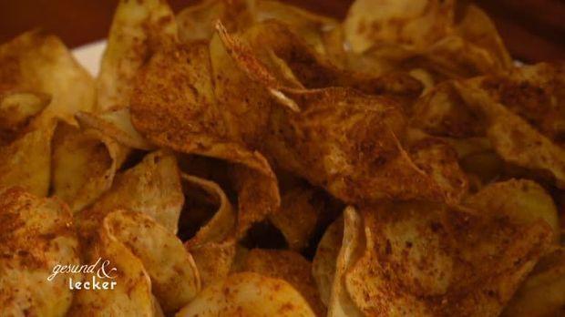 Kartoffelchips Gesund