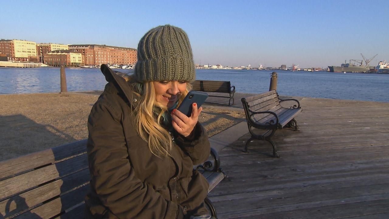 Sorgt Julia Leischik auch bei dieser Suche wieder für Freudentränen? - Bildquelle: SAT.1