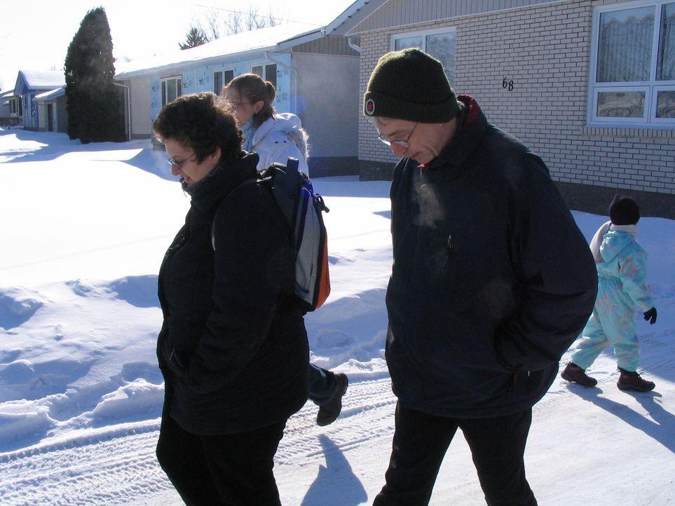 Rudolf Vormann (50) ist mit seiner Ehefrau Jasmin (34) und den Kindern Sandra (13), Melanie(6) und Meike(5) nach Kanada ausgewandert. - Bildquelle: kabel eins