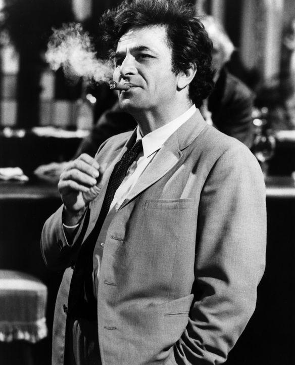 Columbo (Peter Falk) - Bildquelle: 1975 Universal City Studios LLLP. All Rights Reserved.