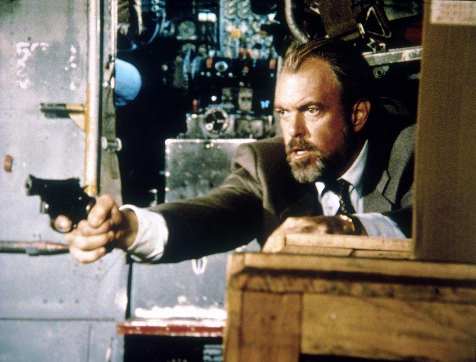 Jack Brody (Michael MacRae) will um jeden Preis den renommierten Forscher Dr. Dunleavy entführen, um seine Finanzen wieder zu stabilisieren ...
