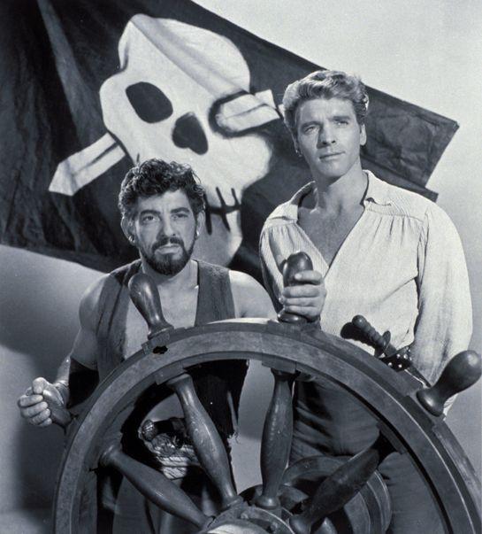 Ojo (Nick Cravat, l.); Vallo (Burt Lancaster, r.) - Bildquelle: 1952 Warner Bros. Entertainment Inc. Renewed © 1980 Norlan Productions Inc. All rights reserved.
