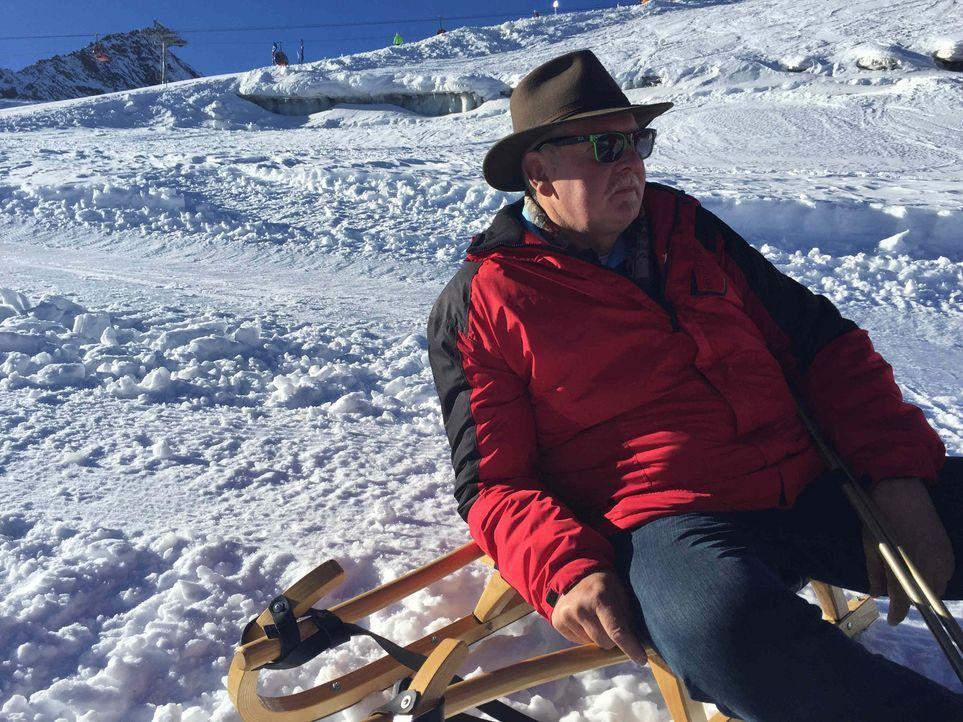 Tamme Hanken (Bild) fährt zusammen mit seiner Frau Carmen nach Österreich und macht auf dem Weg einige interessante Zwischenstopps ... - Bildquelle: kabel eins