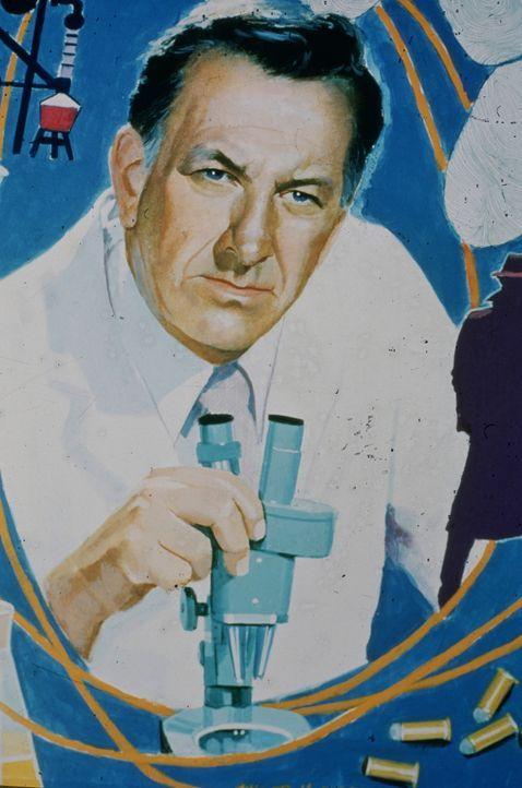 Dr. Quincy (Jack Klugman) hat seine lukrative Privatpraxis aufgegeben, um in den Dienst des gerichtsmedizinischen Instituts zu treten. Immer wieder... - Bildquelle: 2004 - 2015  NBCUniversal. ALL RIGHTS RESERVED.
