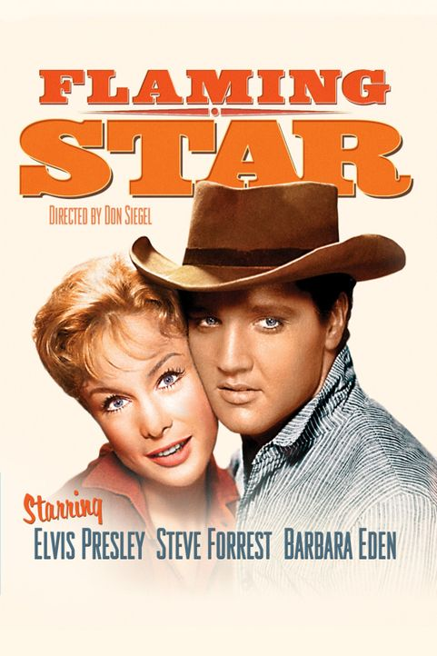 Elvis Presley: Flaming Star - Artwork - Bildquelle: 1960 Twentieth Century Fox Film Corporation.  ELVIS and ELVIS PRESLEY are trademarks of ABG EPE IP LLC.  Rights of Publicity and Persona Rights: Elv