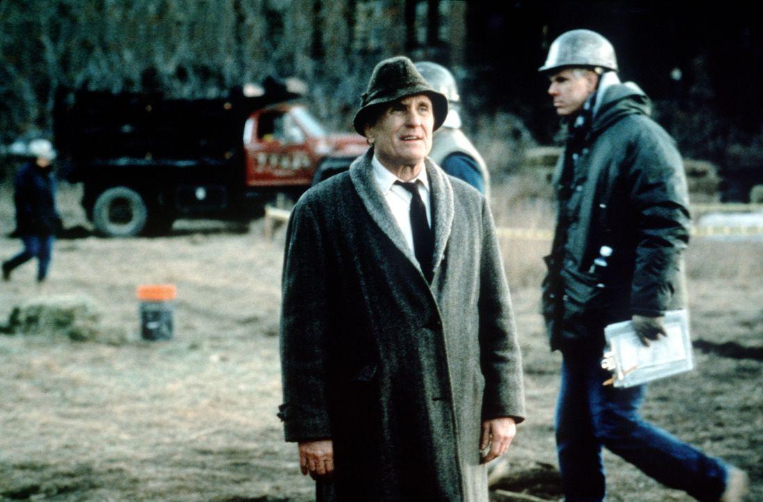 Abgebrüht und infam: Anwalt Jerome Facher (Robert Duvall) ... - Bildquelle: Paramount Pictures