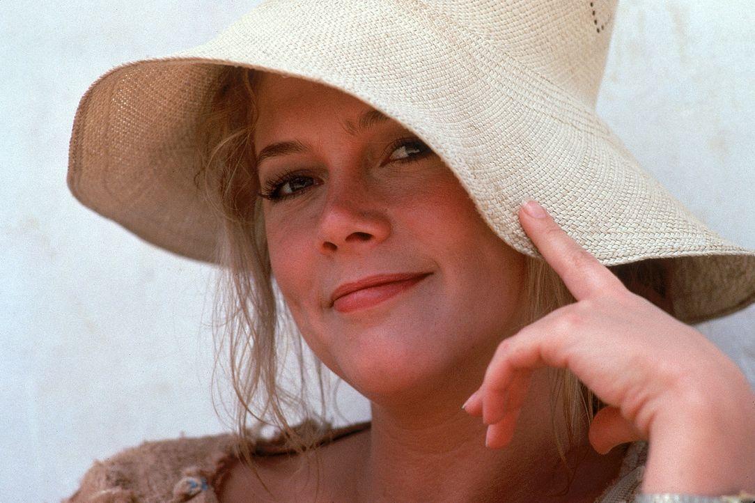 Die Bestseller-Autorin Joan Wilder (Kathleen Turner) hat mit ihren romantischen Abenteuerromanen viel Erfolg. Doch als sie selbst in ein Abenteuer v... - Bildquelle: 1984 Twentieth Century Fox Film Corporation.  All rights reserved.