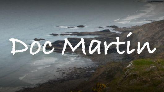 (8. Staffel) - Doc Martin - Logo - Bildquelle: licensed by Digital Rights Group Limited