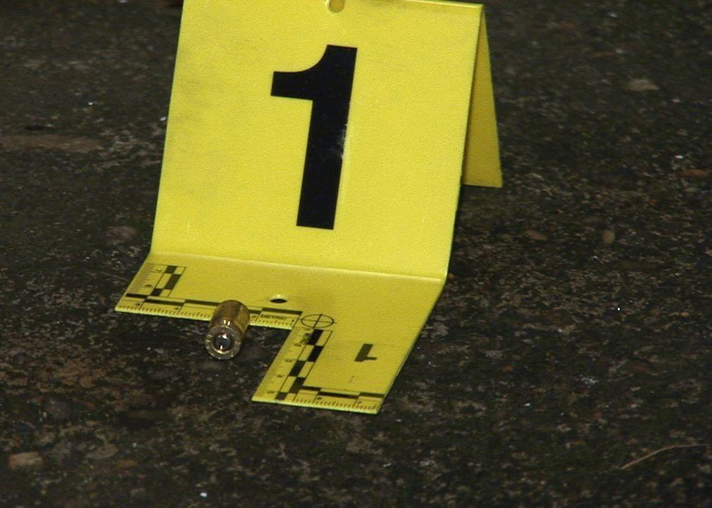 Mordschauplatz! Hier beginnt meist der quälende Anfang der Spurensuche ... - Bildquelle: A&E Television Networks