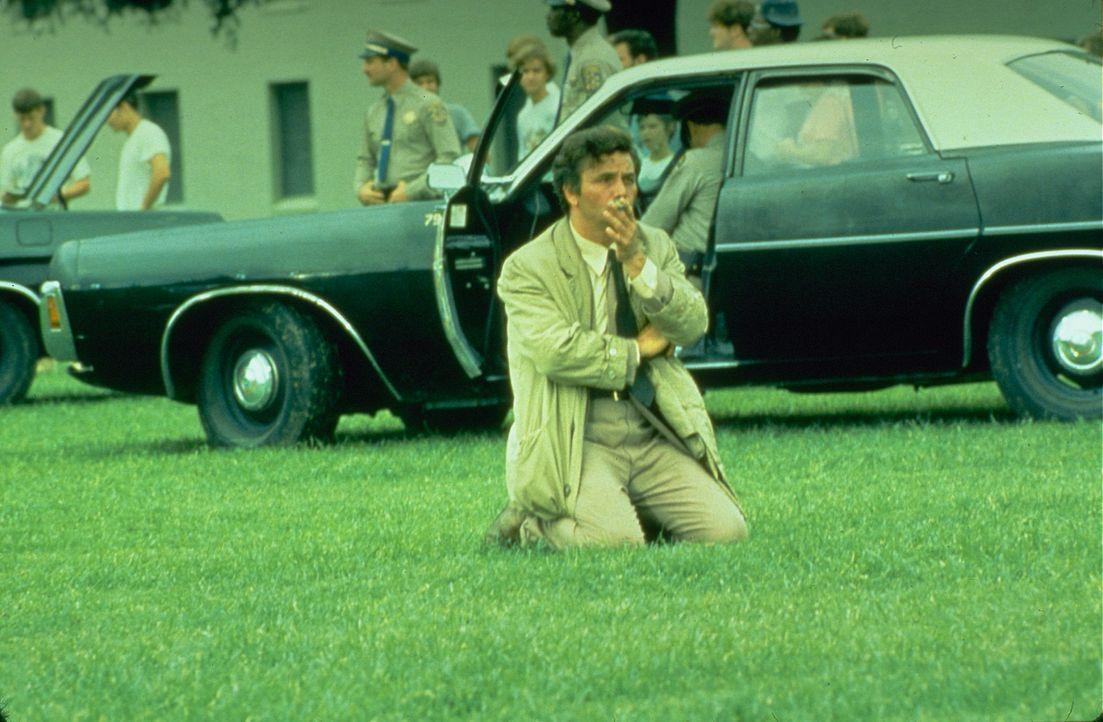 Columbo (Peter Falk) - Bildquelle: 1974 Universal City Studios LLLP. All Rights Reserved.
