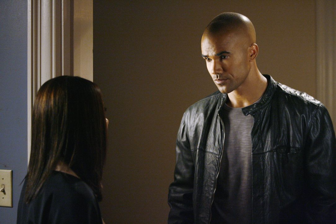 Kommen sich Morgan (Shemar Moore, r.) und Tamara (Salli Richardson-Whitfield, l.) näher? - Bildquelle: Adam Larkey 2009 American Broadcasting Companies, Inc. All rights reserved. / Adam Larkey