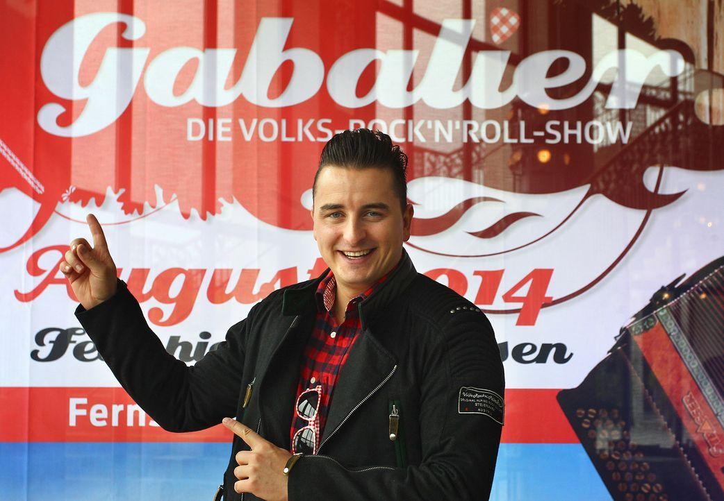 Andreas-Gabalier-14-05-16-dpa - Bildquelle: dpa