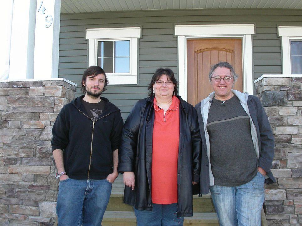 Neues von Familie Görgner: Wolfgang und Gabi sind vor einem Jahr nach Calgary ausgewandert. Der gelernte Elektriker Wolfgang hat dort einen Job in e... - Bildquelle: kabel eins