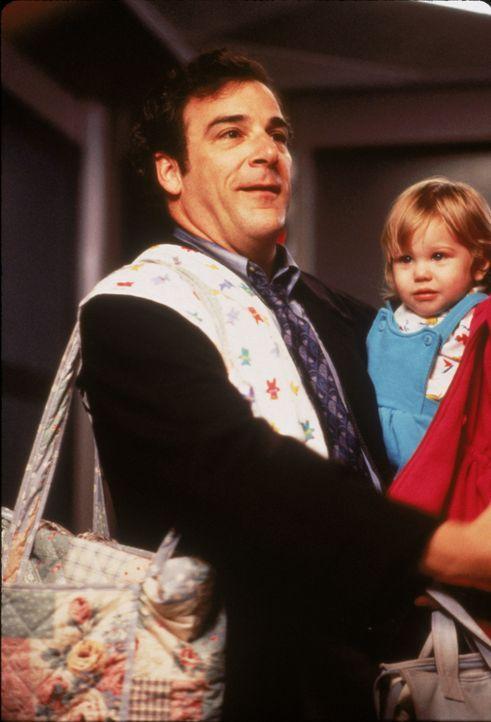 Dr. Jeffrey Geiger (Mandy Patinkin, l.) - Bildquelle: 1995 Twentieth Century Fox Film Corporation.  All rights reserved.