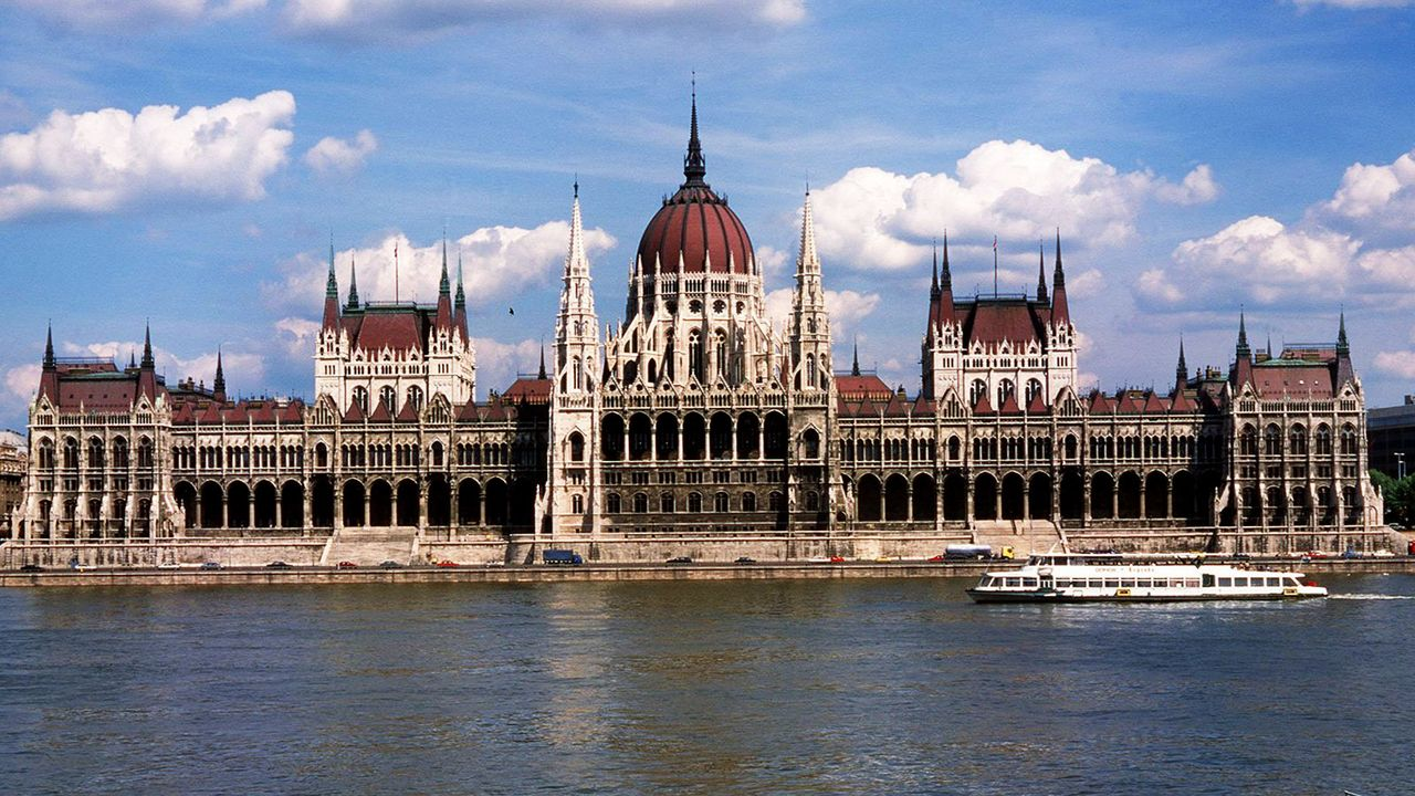 Budapest Parlament - Bildquelle: dpa/gms