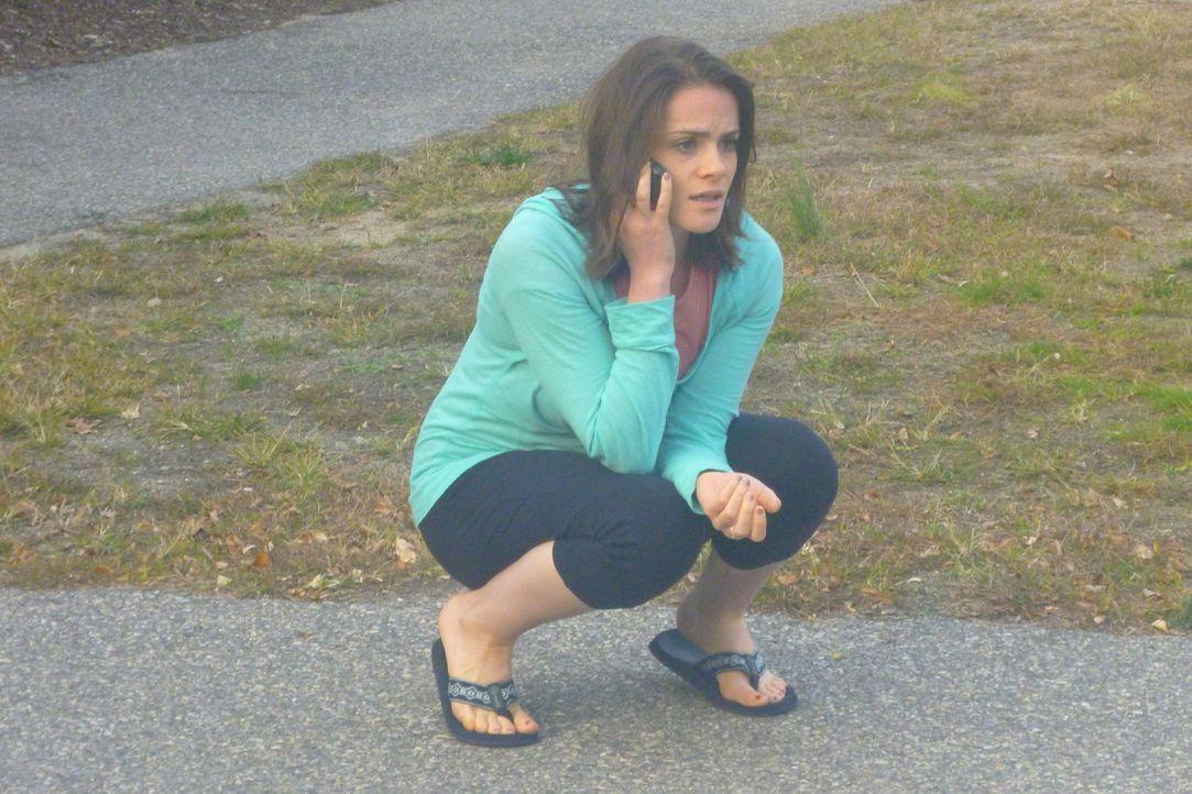Als die junge Athletin Sheila Taormina einen Anruf von einem anderen Sportler bekommt, der sie bittet ihn zu trainieren, ahnt sie nicht, dass dieser... - Bildquelle: Kate Findlay-Shirras Atlas Media, 2011 / Kate Findlay-Shirras