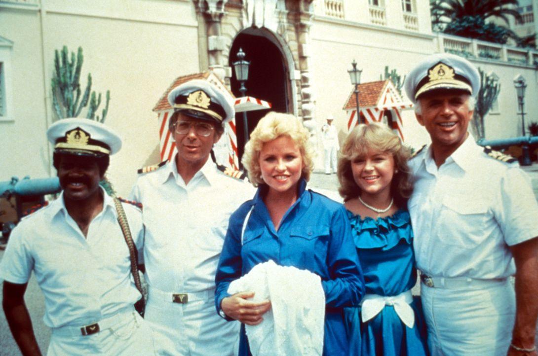 (6. Staffel) - Träume werden wahr! Von ihrem Heimathafen Acapulco aus startet die Pacific Princess zu den herrlichsten Kreuzfahrten in geheimnisvoll... - Bildquelle: CBS Studios Inc. All Rights Reserved.
