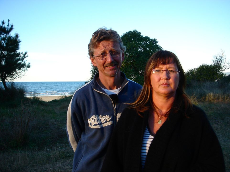 Eigentlich führen Marina Opitz (46), gelernte Maschinistin und Wirtschaftskauffrau, und ihr Mann Klaus-Dieter (48), Elektromonteur in Schönewalde be... - Bildquelle: kabel eins