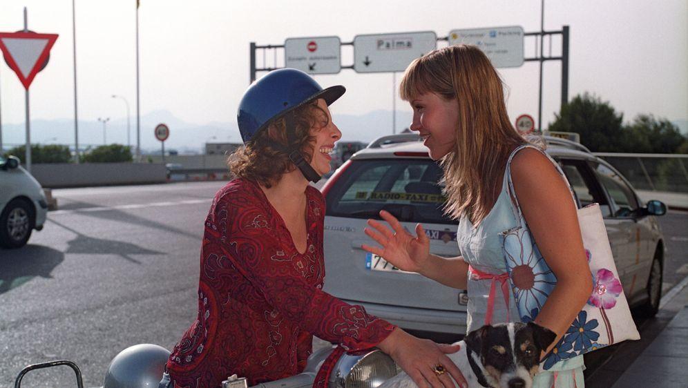 Ein Hund, zwei Koffer und die ganz große Liebe - Bildquelle: Aki Pfeiffer Sat.1