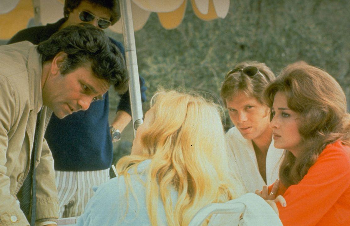 Columbo (Peter Falk, l.) - Bildquelle: 1973 Universal City Studios LLLP. All Rights Reserved.