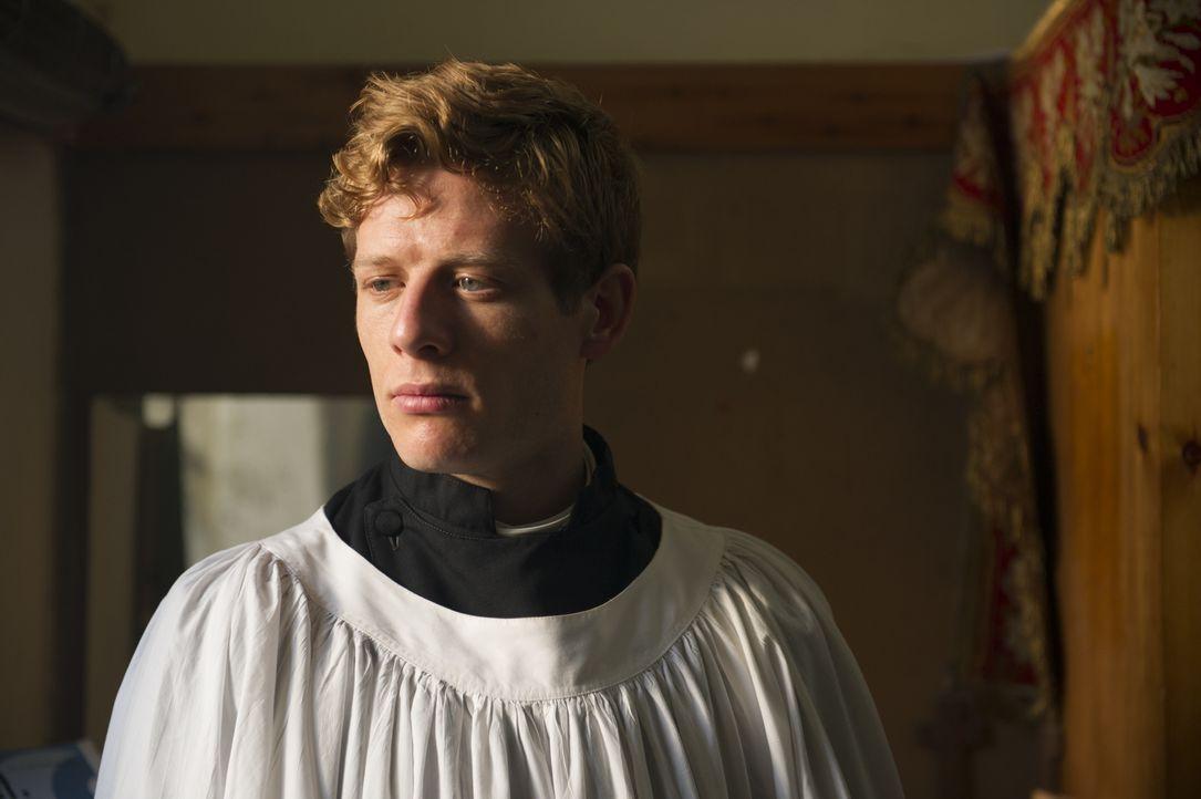 Sidney Chambers (James Norton) - Bildquelle: LOVELY DAY PRODUCTION / ITV