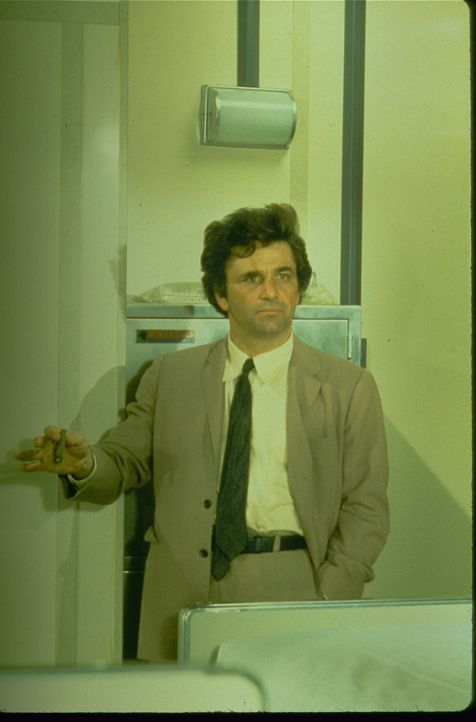 Columbo (Peter Falk) - Bildquelle: 1974 Universal City Studios LLLP. All Rights Reserved.