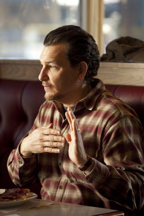 Der einsame König: Wade Hatchett (Bradford Tatum) ... - Bildquelle: Adam Rose 2010 ABC Studios. All rights reserved. / Adam Rose