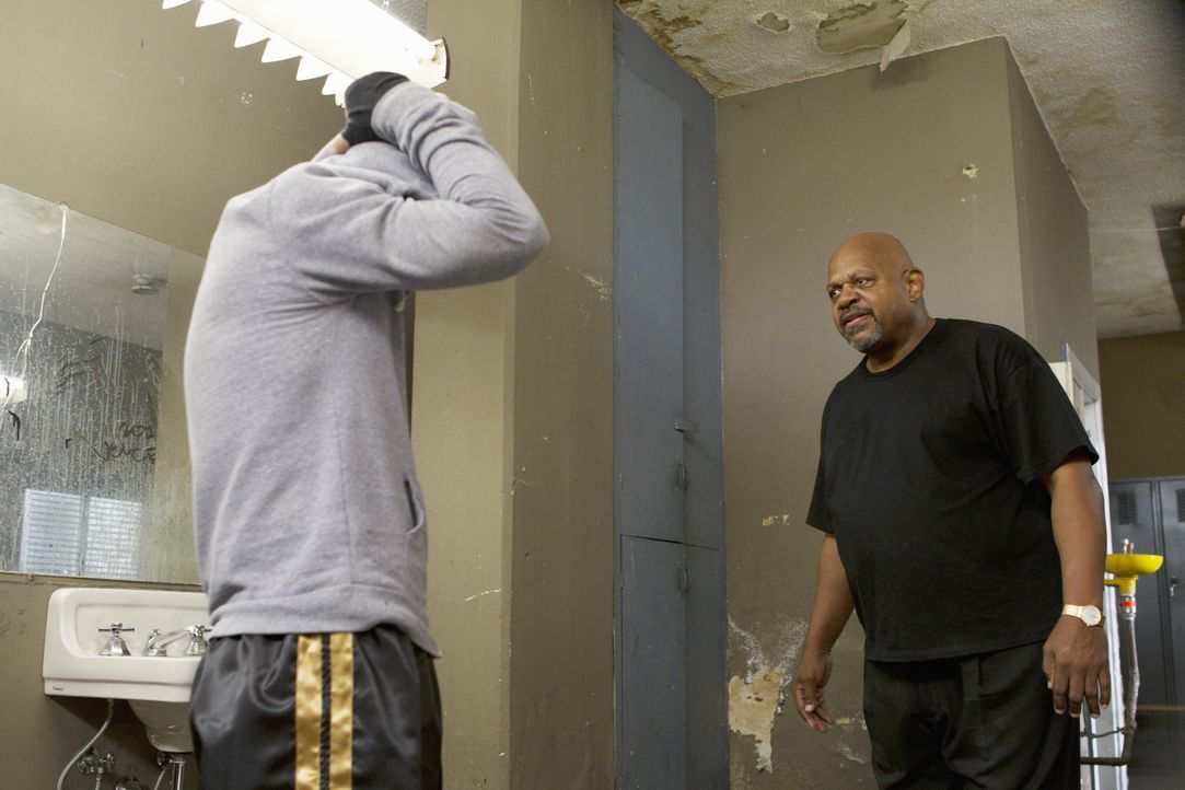 Mehrere Männer werden in Philadelphia brutal ermordet aufgefunden. Das BAU-Team beginnt mit den Ermittlungen und stößt dabei auf Jimmy Hall (Shawn H... - Bildquelle: Cliff Lipson 2011 American Broadcasting Companies, Inc. All rights reserved. / Cliff Lipson