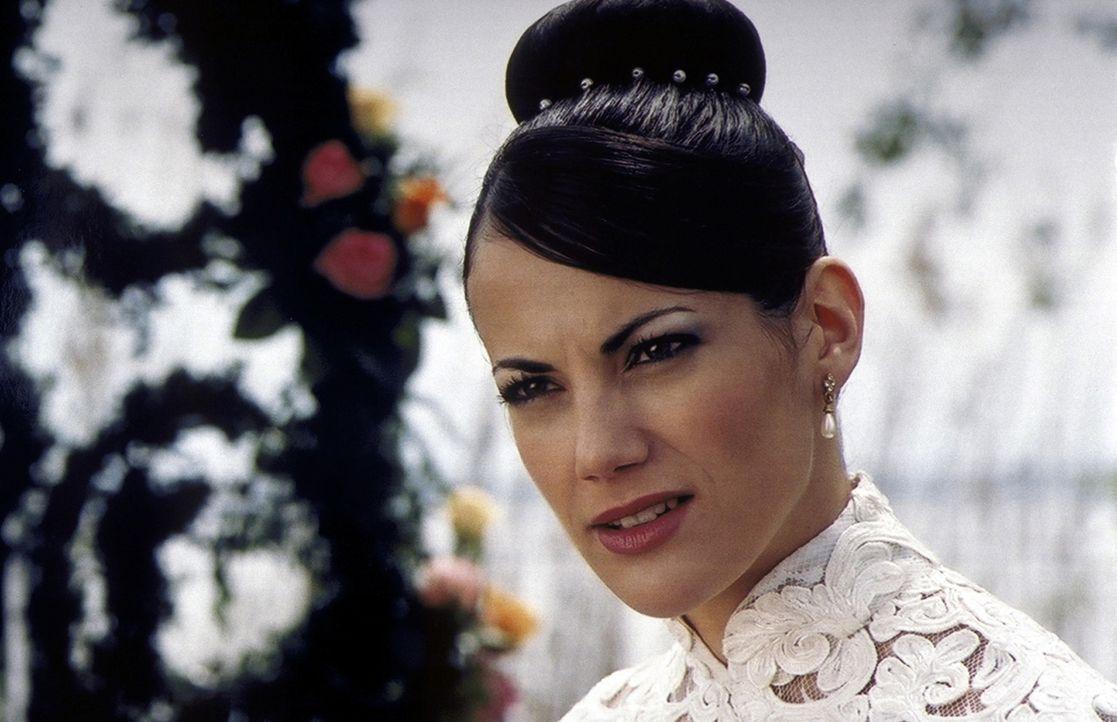 Annes (Bettina Zimmermann) großer Tag - doch der Bräutigam ist nur eine Notlösung ... - Bildquelle: Kaysser ProSieben