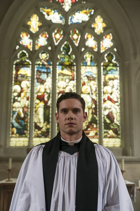 Will Davenport (Tom Brittney) - Bildquelle: Colin Hutton Kudos/ITV/Masterpiece / Colin Hutton