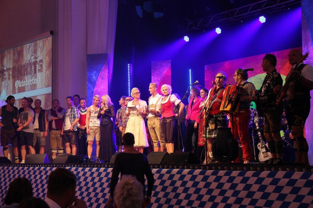 Fetenhits-Oktoberfest-2014-Foto29 - Bildquelle: SAT.1 Gold