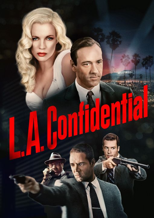 L.A. Confidential - Artwork - Bildquelle: 1997 Warner Bros. Entertainment Inc.  All rights reserved.