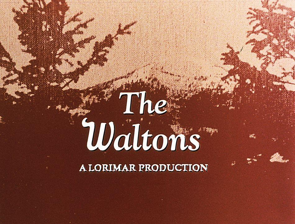 Die Waltons sind wieder da! - Bildquelle: WARNER BROS. INTERNATIONAL TELEVISION