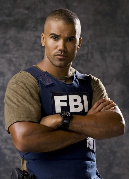 (3. Staffel) - Mit seiner Hilfe erhält jeder Serientäter die gerechte Strafe: Special Agent Derek Morgan (Shemar Moore) ... - Bildquelle: Monty Brinton 2007 ABC Studios. All rights reserved. NO ARCHIVE. NO RESALE./ Monty Brinton / Monty Brinton