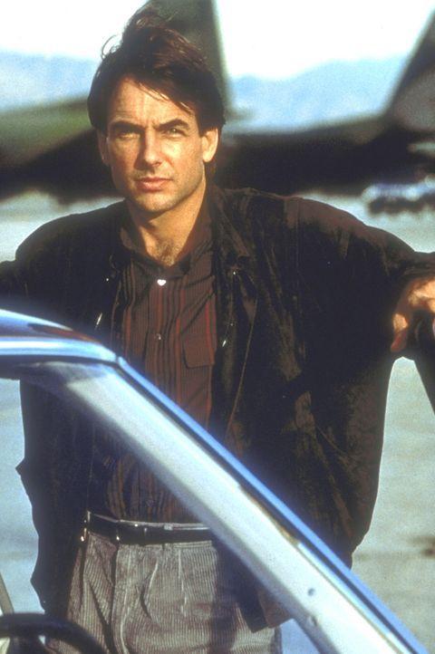 Caldwells Tochter Donna findet den Polizisten Jay Austin (Mark Harmon) mehr als sympathisch ... - Bildquelle: Paramount Pictures