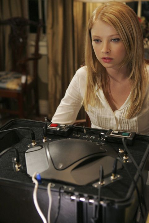 Cheryl Davenport (Elisabeth Harnois) - Bildquelle: Cliff Lipson 2005 CBS BROADCASTING INC. All Rights Reserved.