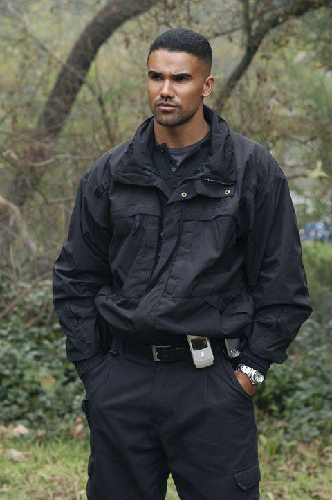 Derek Morgan (Shemar Moore) - Bildquelle: 2005 CBS BROADCASTING INC. All Rights Reserved.