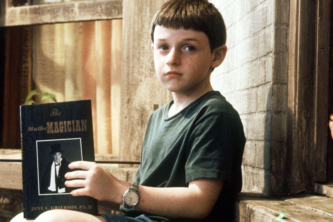 Der kleine Fred (Adam Hann-Byrd) ist ein hochintelligentes Wunderkind ... - Bildquelle: Orion Pictures Corporation