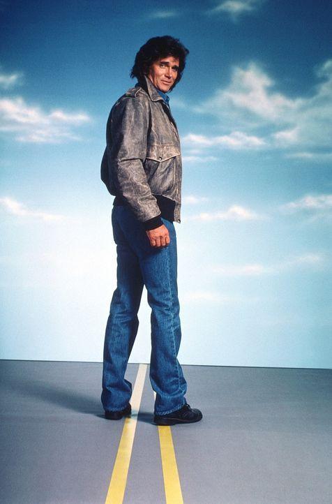 "Engel Jonathan (Michael Landon) auf dem ""Weg in den Himmel"". - Bildquelle: Worldvision Enterprises, Inc."