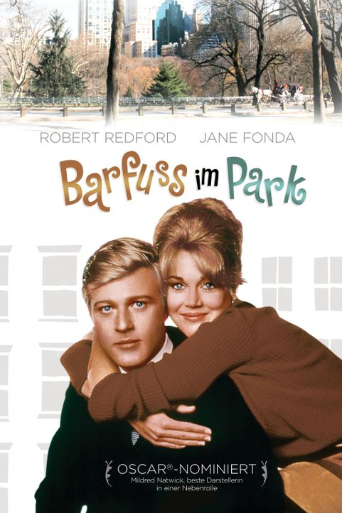 Barfuß im Park - Artwork - Bildquelle: TM, ® &   (2003) by Paramount Pictures. All Rights Reserved.